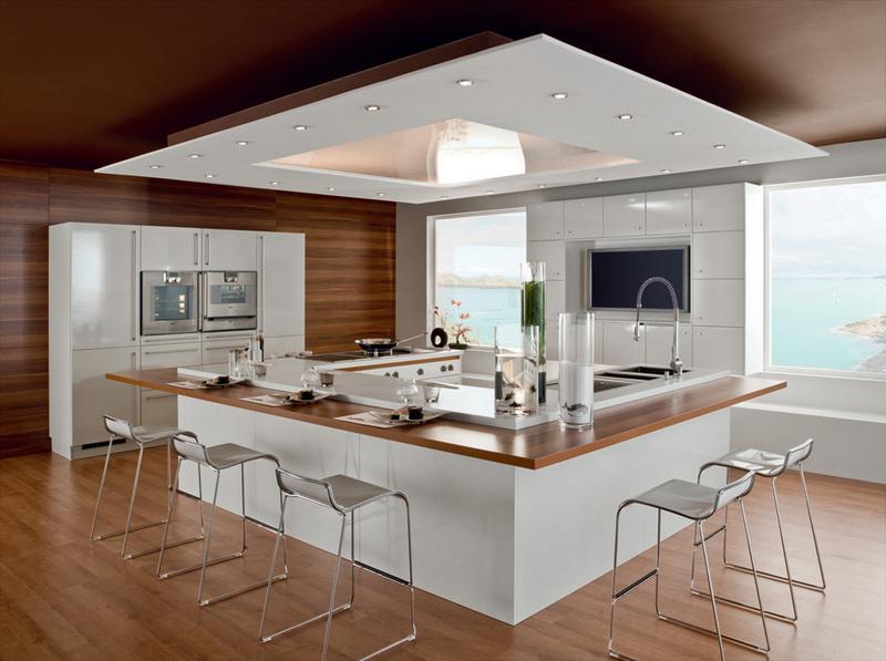 Comment aménager une grande cuisine ?